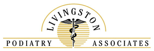 Livingston Podiatry Logo