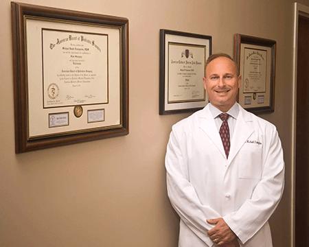 Dr. Michael Livingston Podiatry